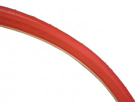 RED 700C FIXIE TYRE