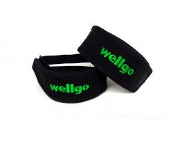 BLACK WELLGO STRAPS