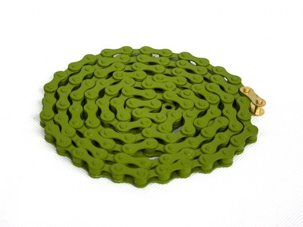 OLIVE GREEN FIXIE CHAIN