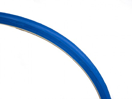 ELECTRIC BLUE 700C FIXIE TYRE
