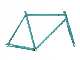 FRAME + FORK IN POOL BLUE COLOR