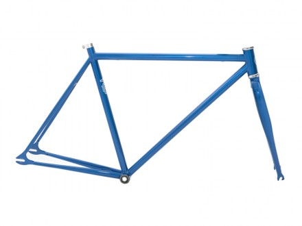 FRAME + FORK IN NAVY BLUE