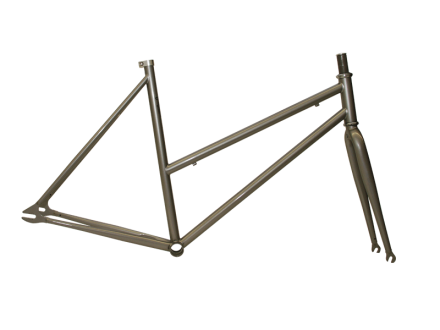 FRAME + FORK IN FOREST GREEN COLOR (Copiar) (Copiar)