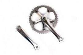 Crankset 170mm. 44 teeth